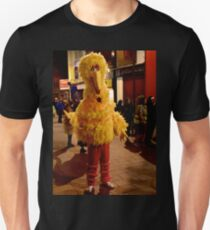 Big Bird - on Streets of Derry, Halloween 2012 Unisex T-Shirt