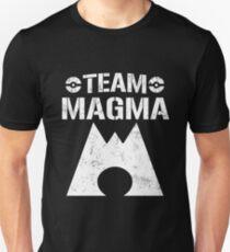 Team Magma / Skull Club Unisex T-Shirt