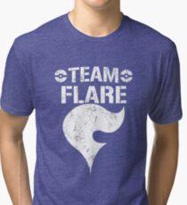 Team Flare / Bullet Club Tri-blend T-Shirt