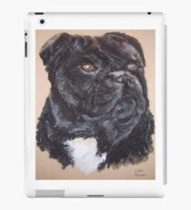 Staffordshire Bull Terrier dog iPad Case/Skin