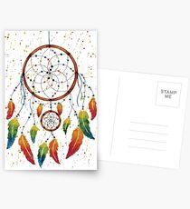 Dreamcatcher .... Keep Dreaming #5  Postcards