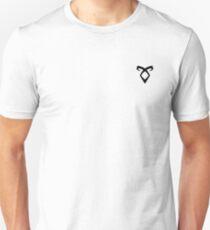 Shadowhunters' Angelic Rune (black) T-Shirt