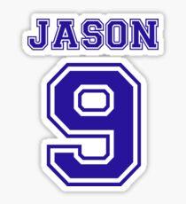 Jason 9 - Riverdale (A) Sticker