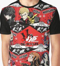 Phantom Thief Gang Graphic T-Shirt