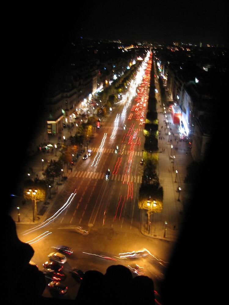 Paris by Caroline Cage