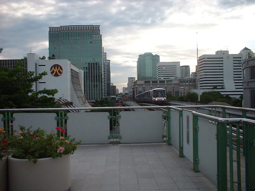 Bangkok by Caroline Cage