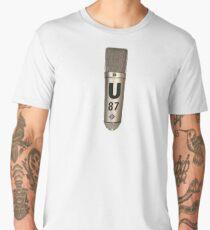 Wondeful Neumann U87 Men's Premium T-Shirt