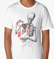 I need a heart to feel complete Long T-Shirt
