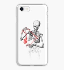 I need a heart to feel complete iPhone Case/Skin