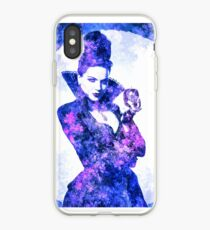 Once Upon A Time - Evil Queen (Lana Parrilla) iPhone Case