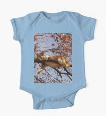 Cat on a tree Kids Clothes