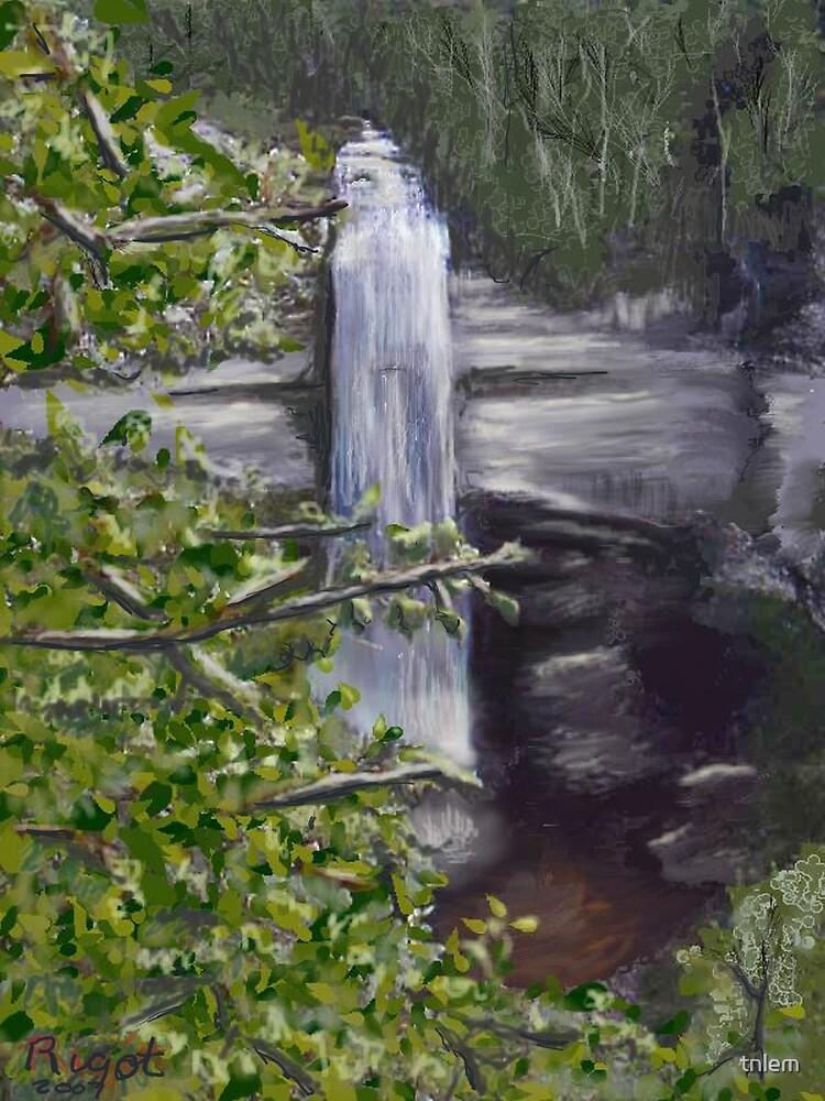 Grand Falls by tnlem
