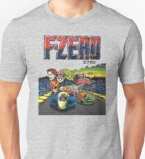F-Zero (Japanese Art) Unisex T-Shirt
