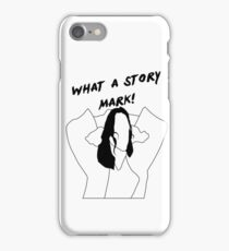 The Room - What a story Mark! iPhone Case/Skin
