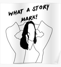 The Room - What a story Mark! Poster