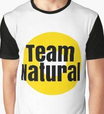 Team Natural Graphic T-Shirt