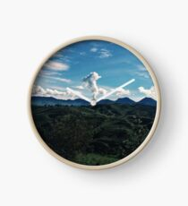 Nature Walk 003 - Tower of Clouds Clock
