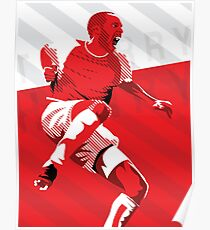 Thierry Henry Poster