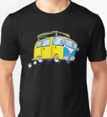 Funny Travel Icons  T-Shirt