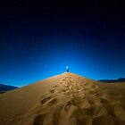Stargazer - Death Valley by Michael Treloar