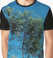 Nature Walk 004 - An Introvert Tree Graphic T-Shirt