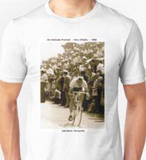 GIRO d ITALIA: Vintage 1968 Eddie Merckx Victory Print T-Shirt
