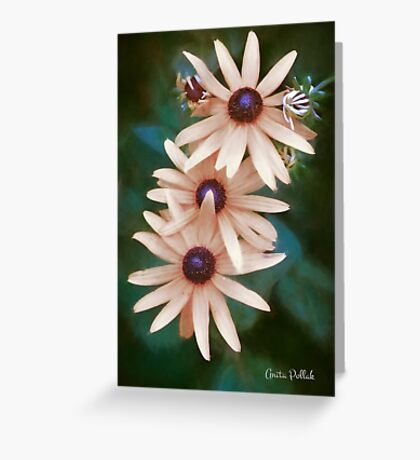 Who Says We Have to Be Yellow? Greeting Card