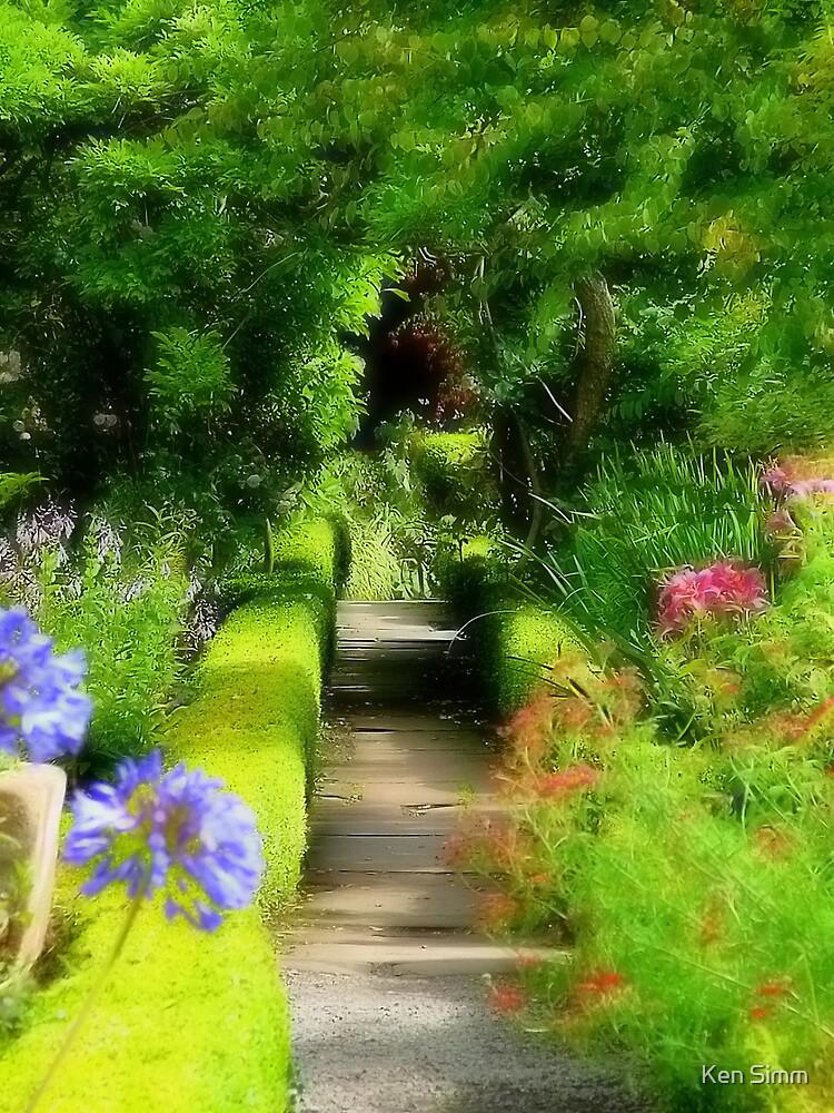 Artist Garden by Kenart