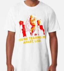 The Room Movie Long T-Shirt