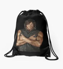 WALKING DEAD- DARYL DIXON  Drawstring Bag