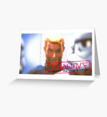 Star wars traitor greeting cards redbubble agent kallus wanted by the empire greeting card m4hsunfo
