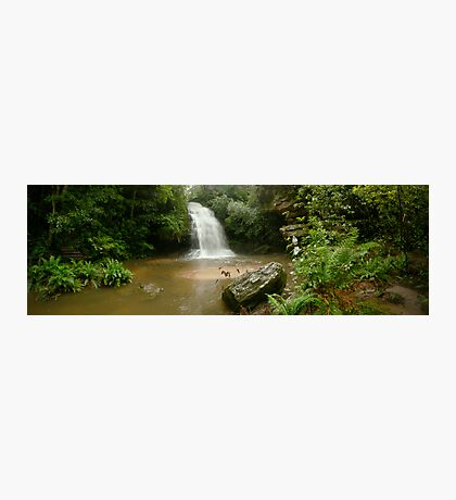 The healing pool of Siloam Photographic Print