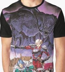 Phantasy Star IV (Japanese Art) Graphic T-Shirt
