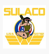 Sulaco Photographic Print