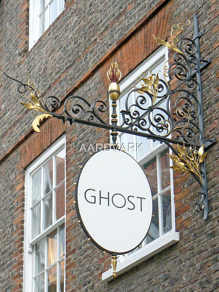 York's Ghost Of Stonegate by AARDVARK