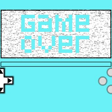 Game Over by Melloncino
