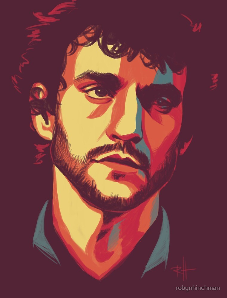 Will Graham by robynhinchman