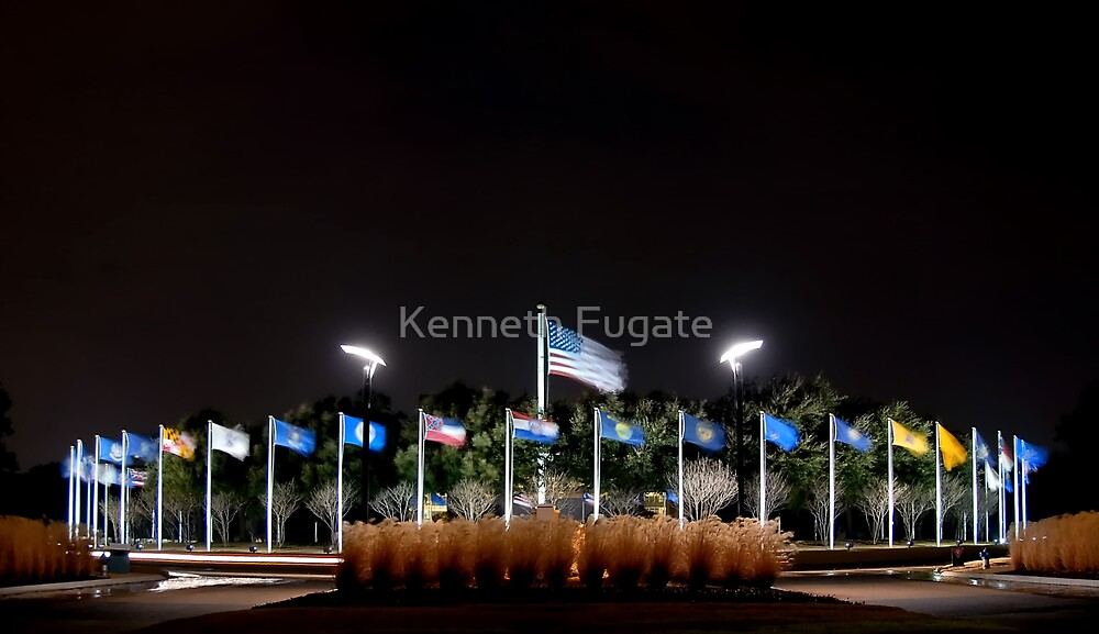 State Flags  by Kenneth Fugate