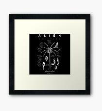 Alien The Organ Framed Print