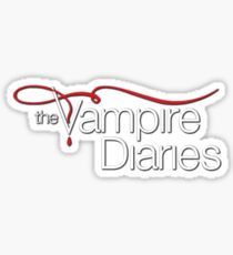 The Vampire Diaries Sticker