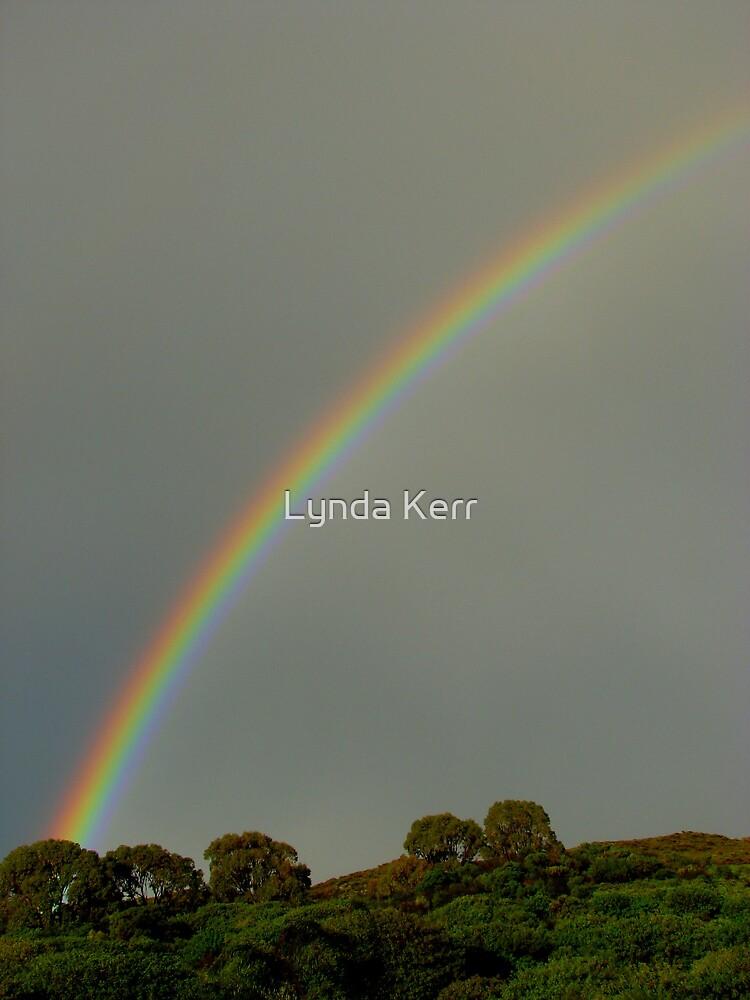 After The Rain . . . . by Lynda Kerr