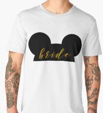 Mouse Ear Bride Men's Premium T-Shirt