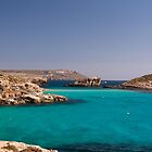 Blue Lagoon, Comino by Kasia-D