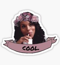 Olivia Pope - Flower Crown Sticker