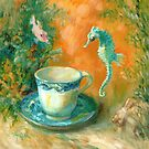 Tea With Davy Jones by Theresa Taylor Bayer