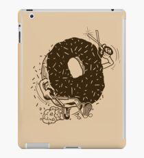 Donut Run with Scissors iPad Case/Skin