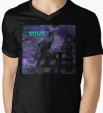 Raven House Men's V-Neck T-Shirt