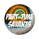Part-Time Savants Halley Design by parttimesavants