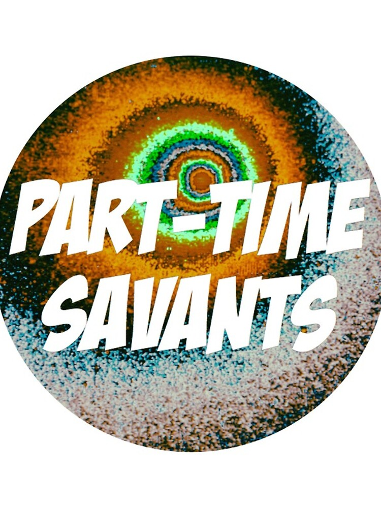 Part-Time Savants Halley Design by parttimesavants