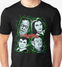 munsters portrait Unisex T-Shirt
